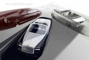 Rolls-Royce Phantom Coupe and Phantom Drophead Coupe Zenith Collection