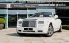 Rolls-Royce Celebrates London Olympics With Special Phantom Drophead Coupes