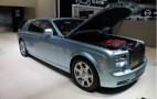 Video: Rolls-Royce 102 EX Phantom Electric, Geneva Motor Show