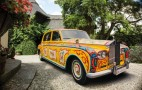Rolls-Royce opens show with a little help from John Lennon's Phantom V