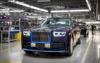 First 2018 Rolls-Royce Phantom to be auctioned for charity