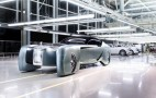 Rolls-Royce 103EX concept, Ford GT at Le Mans, 2017 Volvo S90: This Week's Top Photos