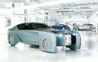 Rolls-Royce Vision Next 100 previews future of ultra-luxury