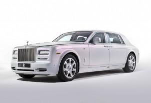 Rolls-Royce Serenity concept, 2015 Geneva Motor Show