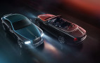 Rolls-Royce Adamas series has carbon fiber Spirit of Ecstasy