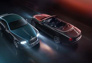 Rolls-Royce Black Badge Adamas Collection