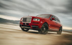 2019 Rolls-Royce Cullinan ultra-luxury SUV revealed