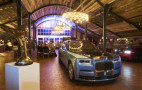 Rolls-Royce hosts a Cars and Cognac event