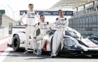 Porsche drivers named 2016 World Endurance champions as Audi bows out