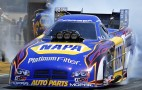 NHRA Winners Crowned At Infineon Raceway