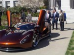 Ronn Motor Company (RMC) Scorpion hydrogen-assisted supercar