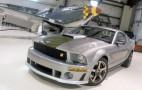 Roush updates P-51-themed Mustang for 2009