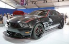 Roush, Shelby And Ford Motor Company Team Up To Build 2011 SR-71 Ford Mustang