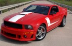 Roush unleashes the 2008 Ford Mustang 428R