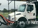 Royal Truck & Equipment Self-Driving Truck