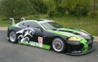 RSR Jaguar XKR GT2 Race Car Debuts At Petit Le Mans