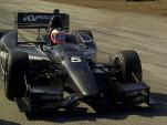 Rubens Barrichello - Photo courtesy KV Racing Technology