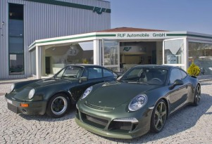 RUF Rt 35 based on the 2012 Porsche 911 Carrera S