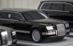 Moscow reveals Presidential limo concepts, may seek Porsche's help