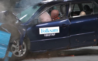 The ugly truth: rusty used cars aren't as safe as they were when new