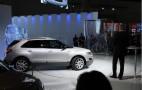 2010 Los Angeles Auto Show: 2011 Saab 9-4X Live Photos