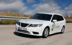 Saab's First Electric Car Unveiled: Saab 9-3 ePower EV