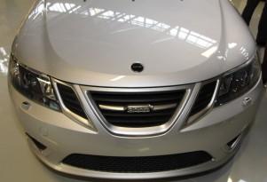 2014 Saab 9-3 Aero