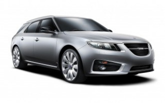 2012 Saab 9-5 SportCombi: The Wagon Is Back (In Sweden)