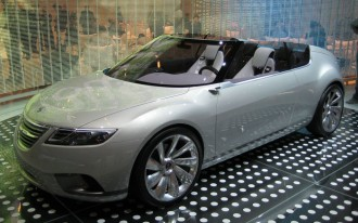 2008 Saab 9-X Air Concept Bows in Paris