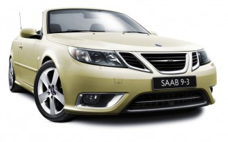 L.A. Show Preview: 2009 Saab 9-3 Convertible