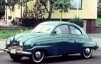 CAR Magazine Speculates Retro Futuristic Saab 9-2