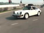 Safari Rally Porsche stops into Jay Leno's Garage
