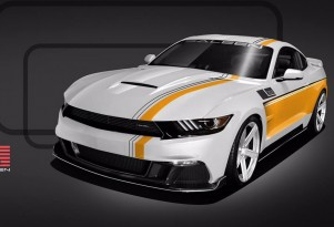 Saleen 302 Black Label Mustang 30-Year Championship Commemorative Edition