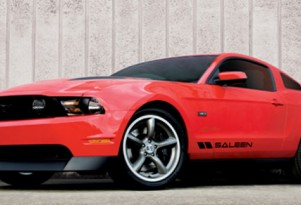 Newly acquired Saleen Performance Vehicles releases 435S Mustang
