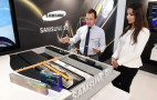 Samsung SDI's latest electric-car battery cells: energy capacity up 50 percent