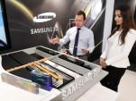Samsung multifunctional battery technology
