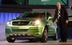 GM plug-in hybrid crossover on track for 2011 debut