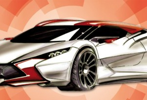 Sbarro Hybrid Sports Car Debuts At Geneva Motor Show