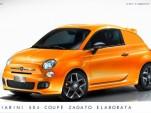 Scagliarini Motorsports Fiat 500 Coupe Zagato Elaborata