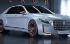 Would you do this to a Mercedes-Maybach S-Class?
