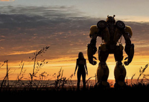 "Scene from ""Bumblebee"""