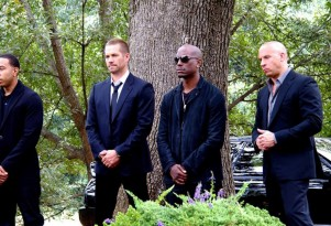 Scene from 'Furious 7' (Image via Vin Diesel's Facebook page)