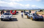 Huayra, LaFerrari, P1, Veyron & 918 Spyder Do Battle In 'Hyper 5' Track Shootout: Video