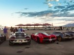 Scene from 'Hyper 5' supercar shootout