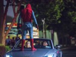 "Scene from ""Spider-Man: Homecoming"""