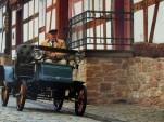 Scenes from Opel's history - the 1902 Lutzman Motorcar