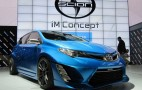 Scion iM Concept Previews New Compact Five-Door Hatchback