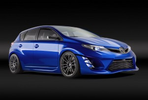 Scion iM Concept: Compact Five-Door Hatchback For LA Auto Show