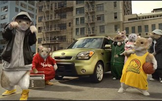Video: Kia Sells Its Soul With Hip Hop Hamsters