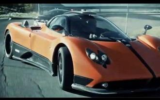 Video: Pagani Zonda, Lamborghini Murcielago Star In New 'Need For Speed' Commercial